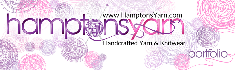 Portfolio of Amanda Schaefer - Hamptons Yarn handspoun handmade from raw fiber to fnished luxury yarn